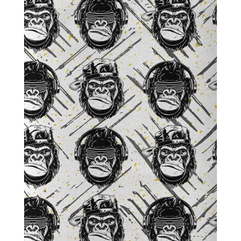 Marsala - Fleece Minky Dots