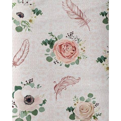 Minky fleece - Cocoa brown