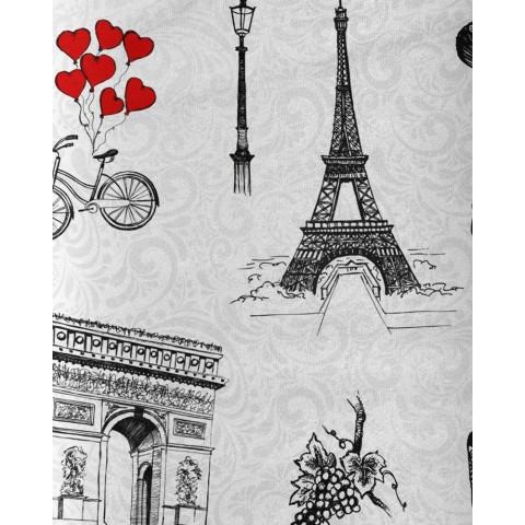 Minky fleece - Grape wine