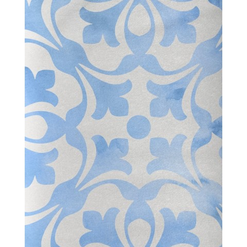 Terra cotta - Coton uni