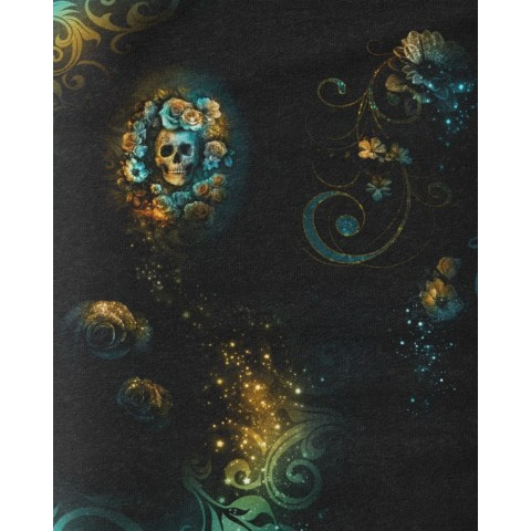 Single-colour eco leather -...