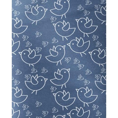 White - Double Gauze