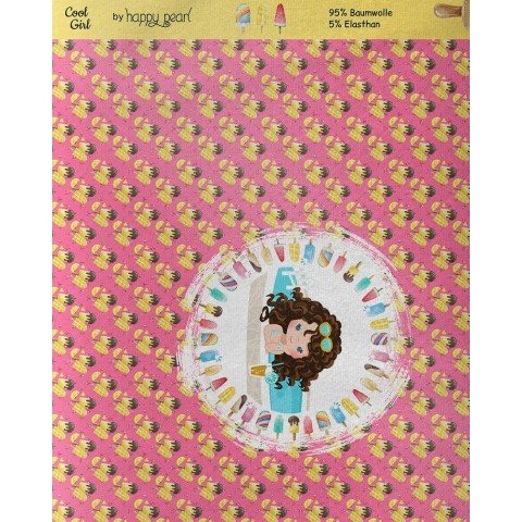 Ochre - Linen with viscose