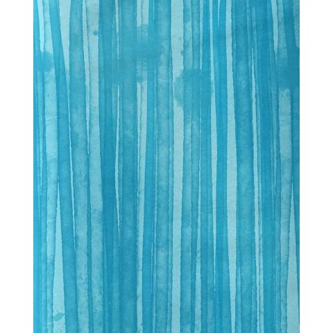 Terra cotta - Linen with...
