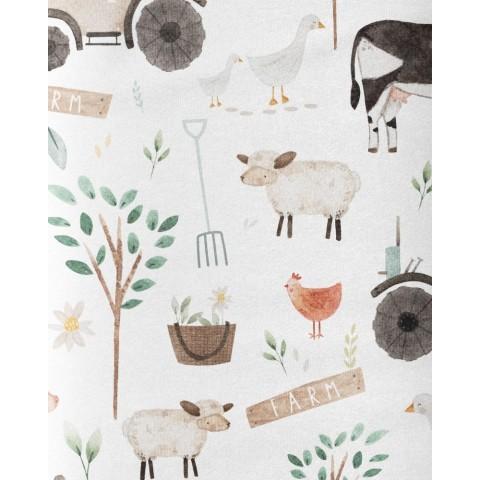 Brownie - Len z wiskozą